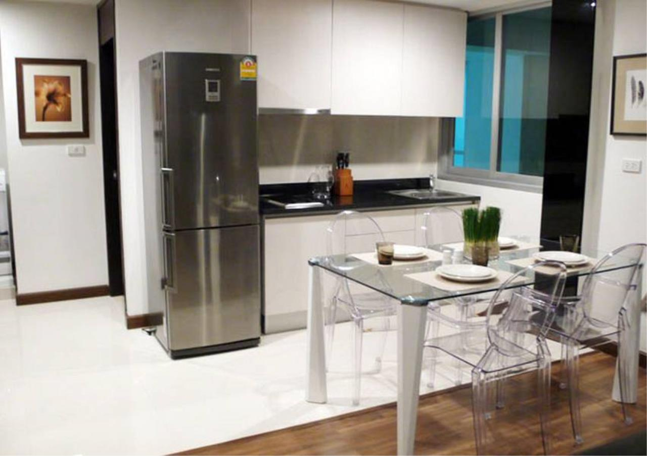 Bangkok Residential Agency's 1 Bed Condo For Rent in Ratchadamri BR2381CD 10