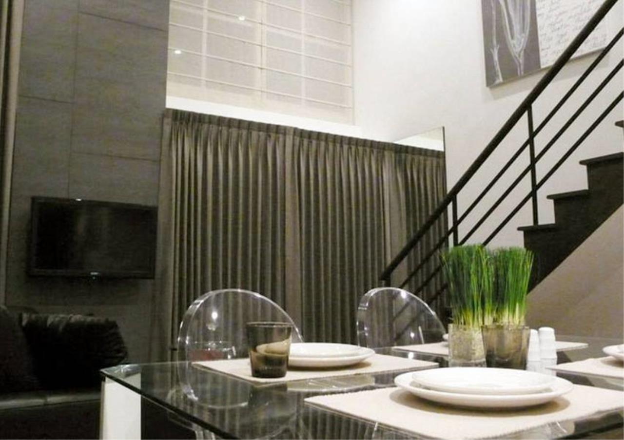 Bangkok Residential Agency's 1 Bed Condo For Rent in Ratchadamri BR2381CD 11
