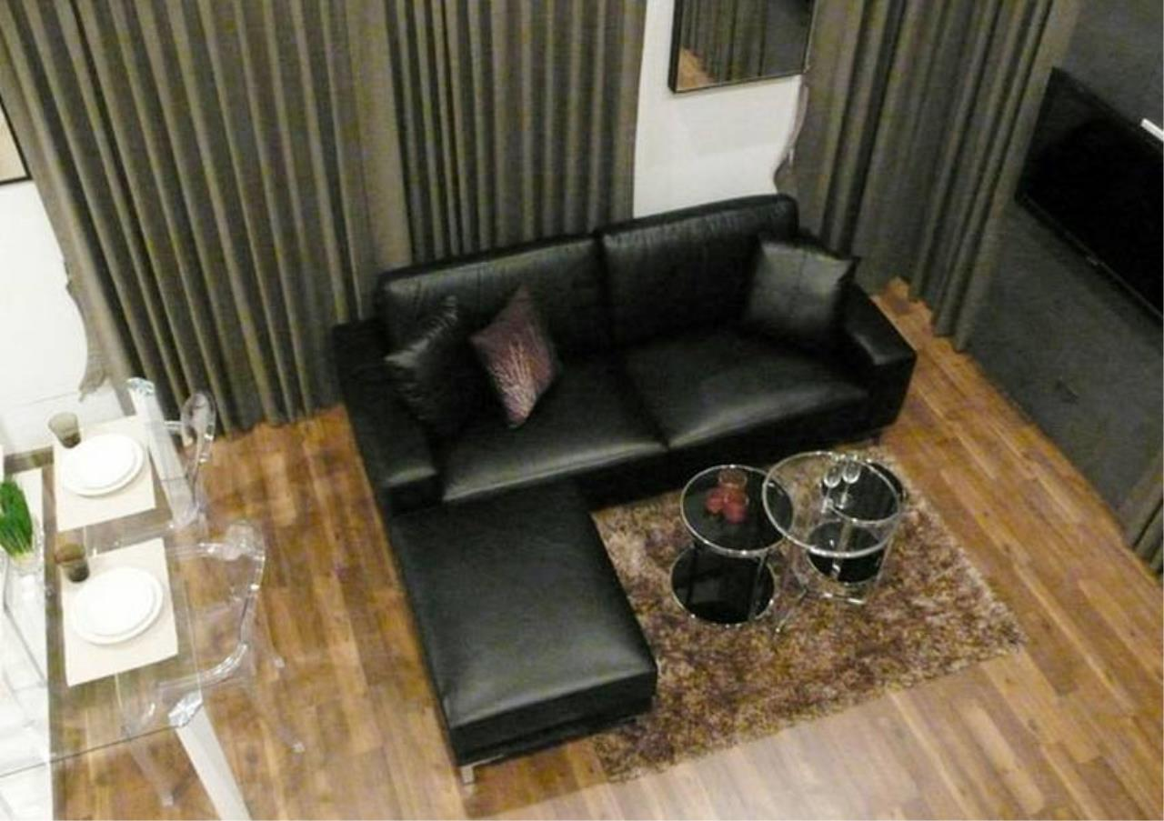 Bangkok Residential Agency's 1 Bed Condo For Rent in Ratchadamri BR2381CD 14