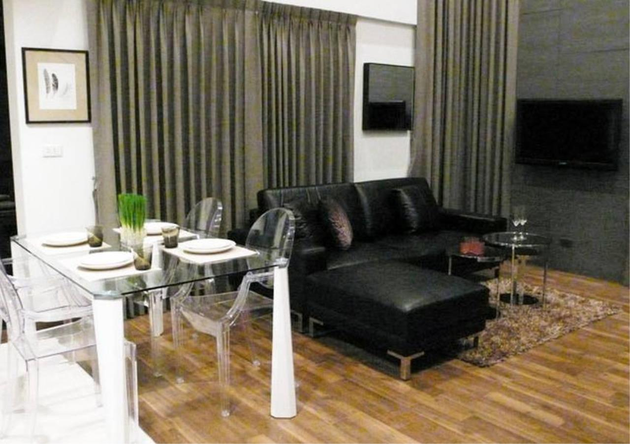 Bangkok Residential Agency's 1 Bed Condo For Rent in Ratchadamri BR2381CD 19