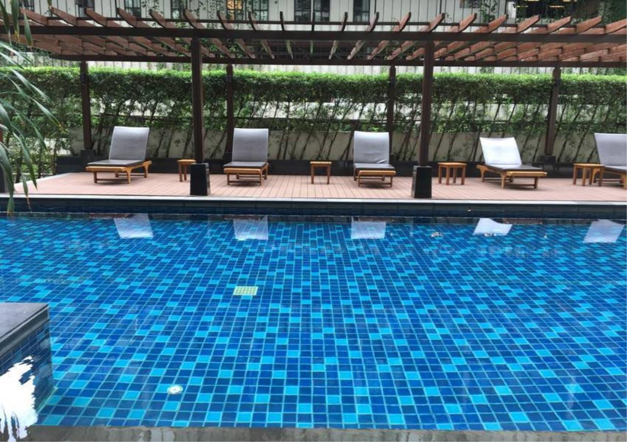 Bangkok Residential Agency's 1 Bed Condo For Rent in Ratchadamri BR2381CD 21
