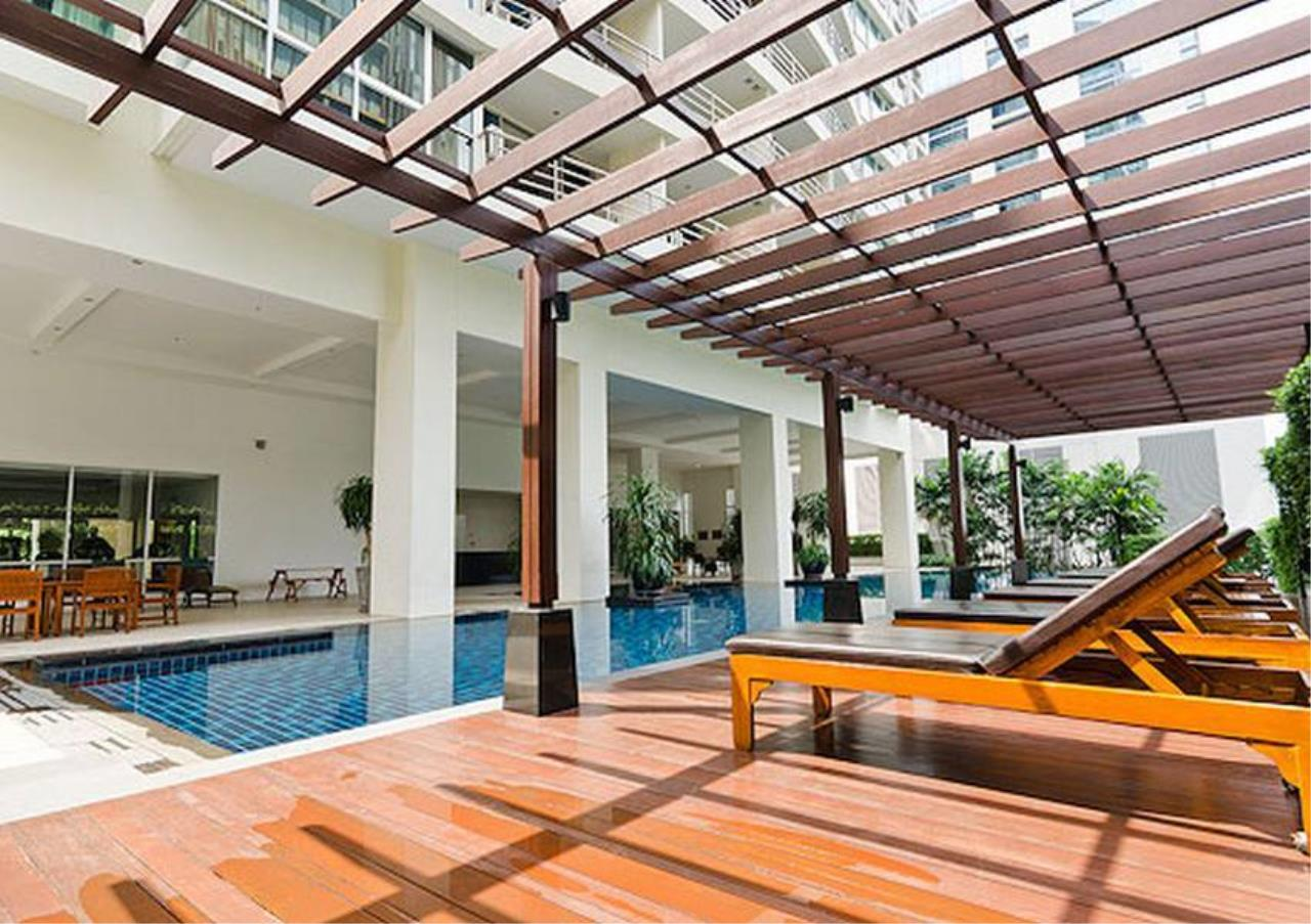 Bangkok Residential Agency's 1 Bed Condo For Rent in Ratchadamri BR2381CD 26