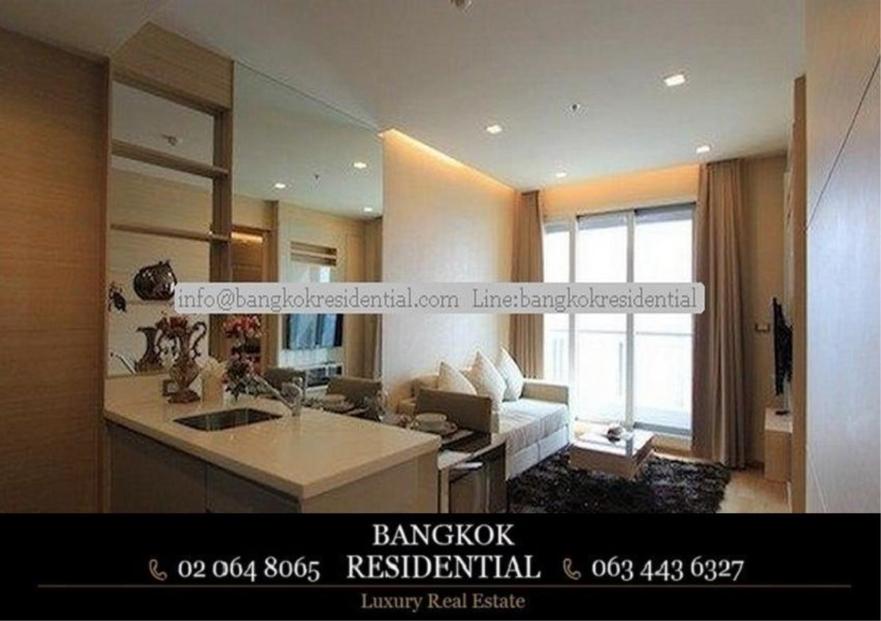 Bangkok Residential Agency's 1 Bed Condo For Rent in Phetchaburi BR2383CD 9