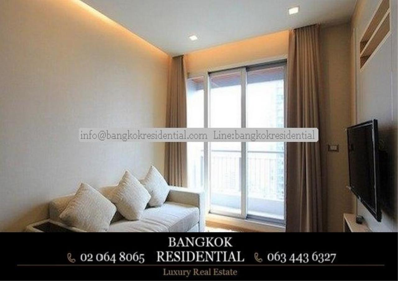 Bangkok Residential Agency's 1 Bed Condo For Rent in Phetchaburi BR2383CD 11