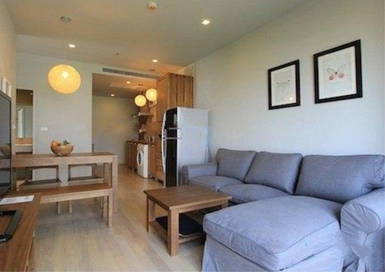 Bangkok Residential Agency's 2 Bed Condo For Rent in Phrom Phong BR2415CD 1