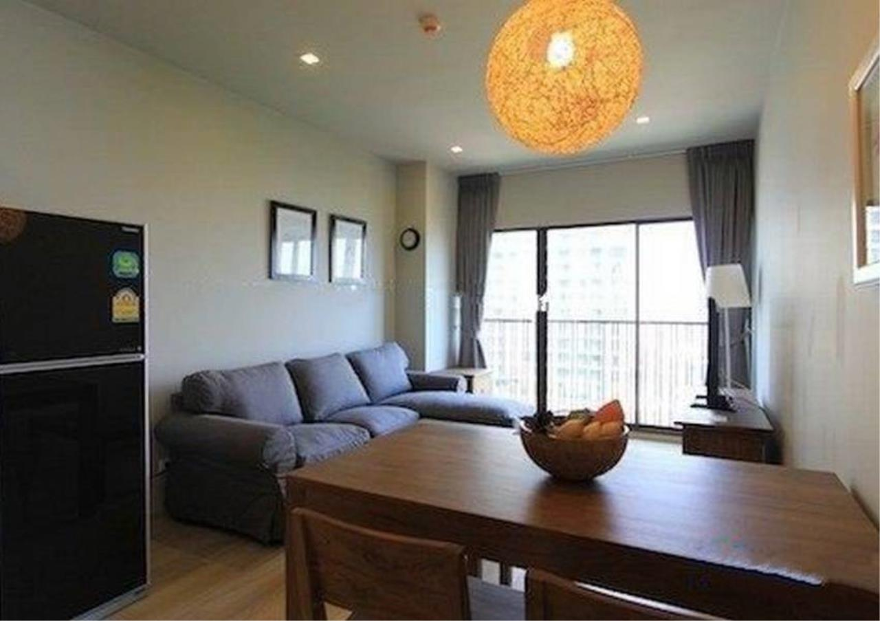 Bangkok Residential Agency's 2 Bed Condo For Rent in Phrom Phong BR2415CD 2