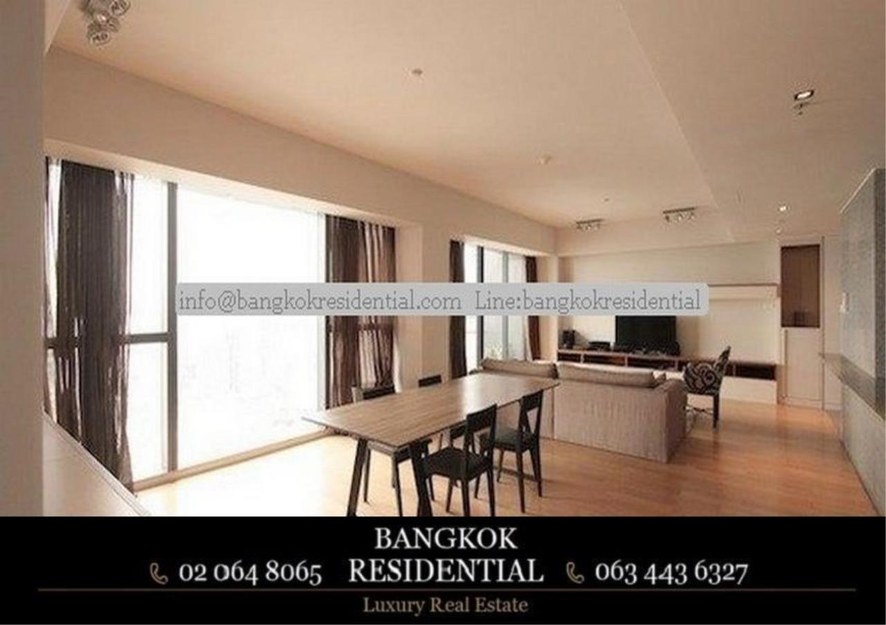 Bangkok Residential Agency's 3 Bed Condo For Rent in Sathorn BR2419CD 1