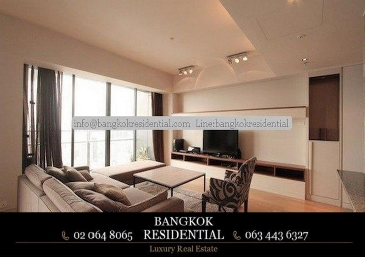 Bangkok Residential Agency's 3 Bed Condo For Rent in Sathorn BR2419CD 2