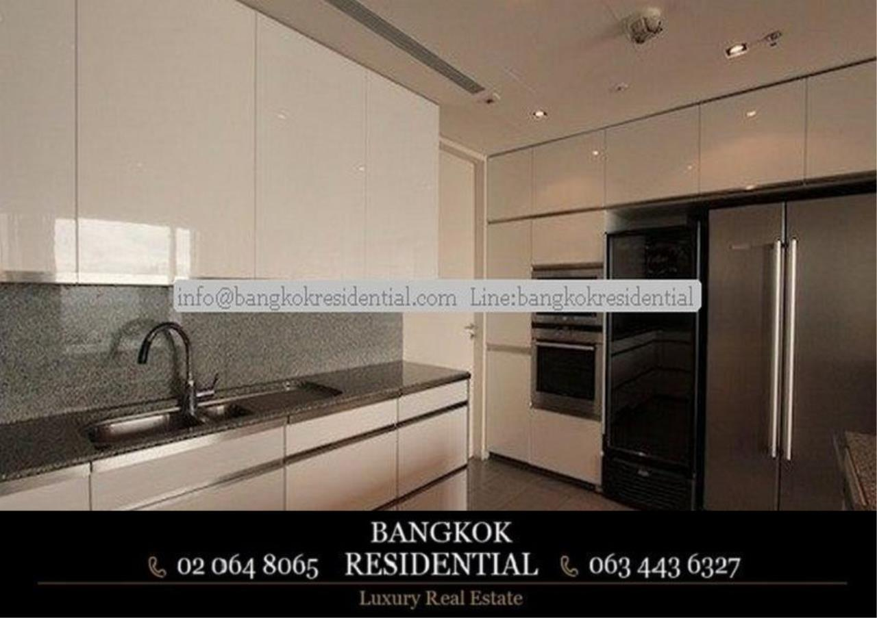 Bangkok Residential Agency's 3 Bed Condo For Rent in Sathorn BR2419CD 4