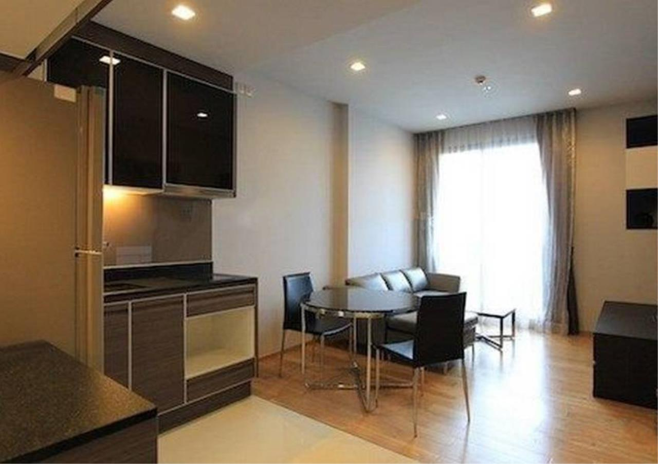 Bangkok Residential Agency's 1 Bed Condo For Rent in Thonglor BR2446CD 1