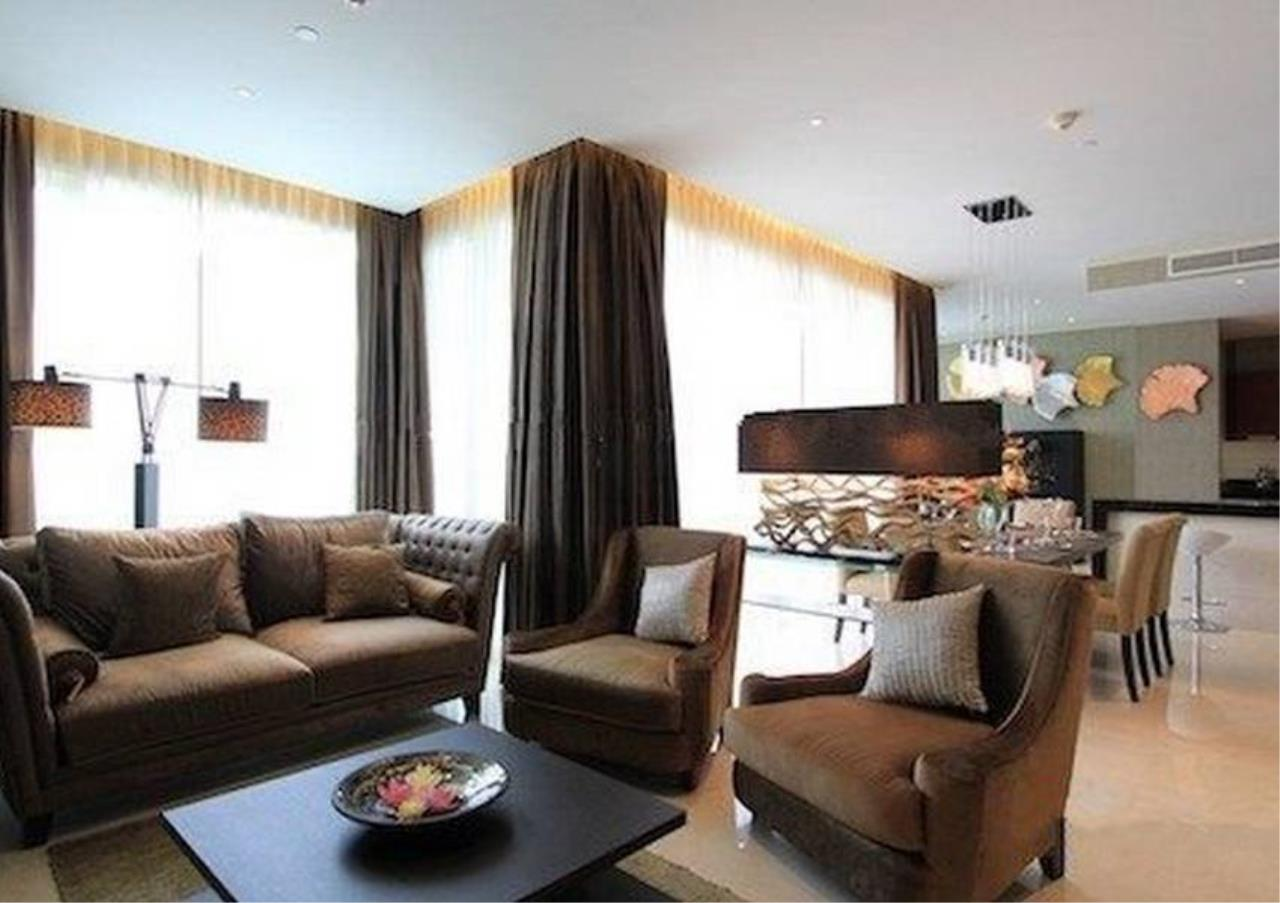 Bangkok Residential Agency's 2 Bed Condo For Rent in Sathorn BR2476CD 1