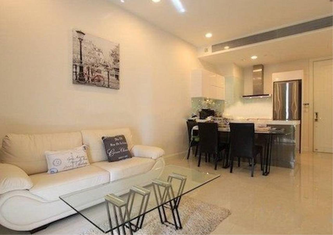 Bangkok Residential Agency's 2 Bed Condo For Rent in Chidlom BR2478CD 2
