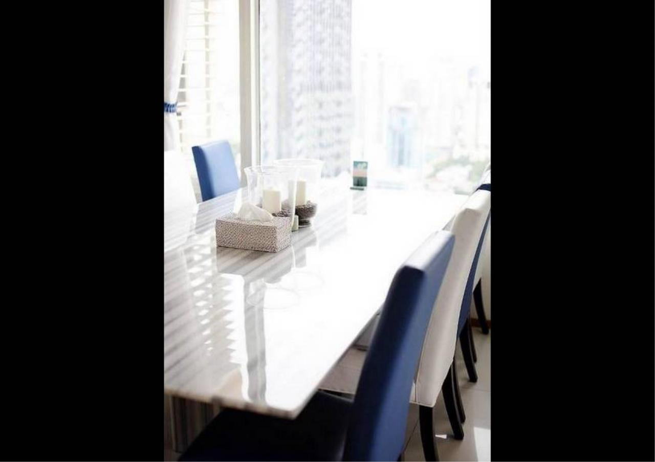 Bangkok Residential Agency's 3 Bed Condo For Rent in Sathorn BR2484CD 5