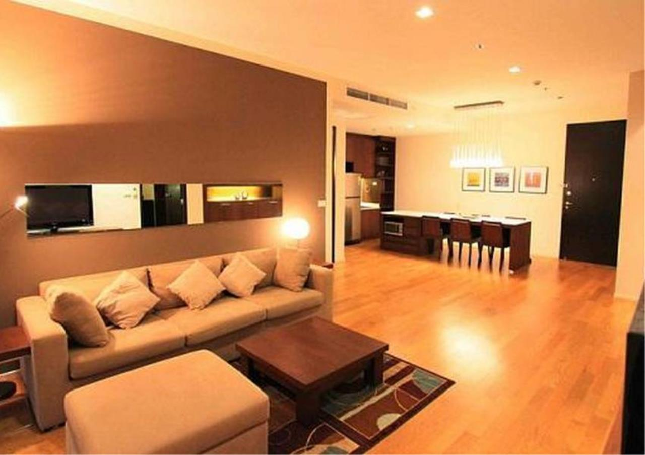 Bangkok Residential Agency's 2 Bed Condo For Rent in Phrom Phong BR2503CD 2