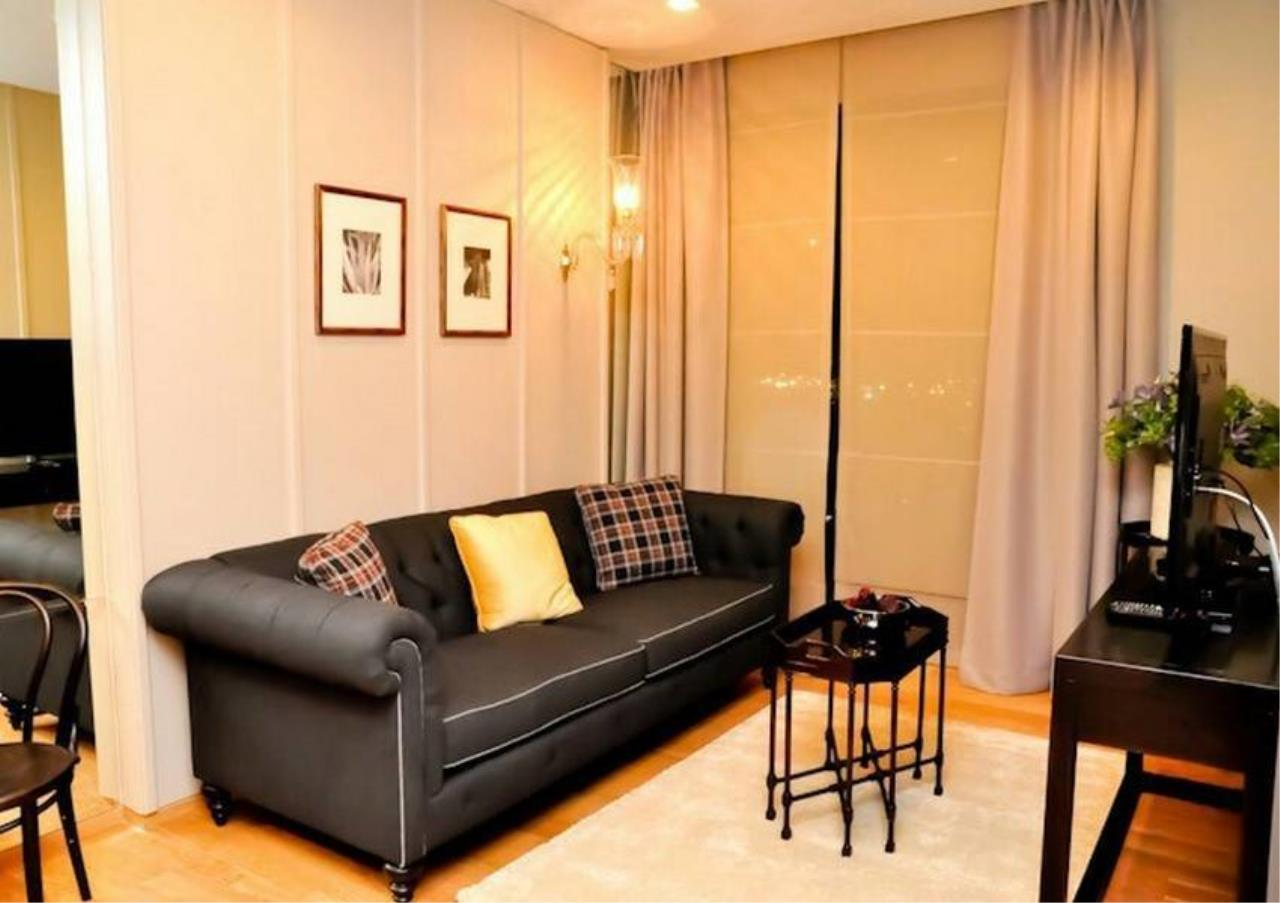 Bangkok Residential Agency's 1 Bed Condo For Rent in Thonglor BR2512CD 1