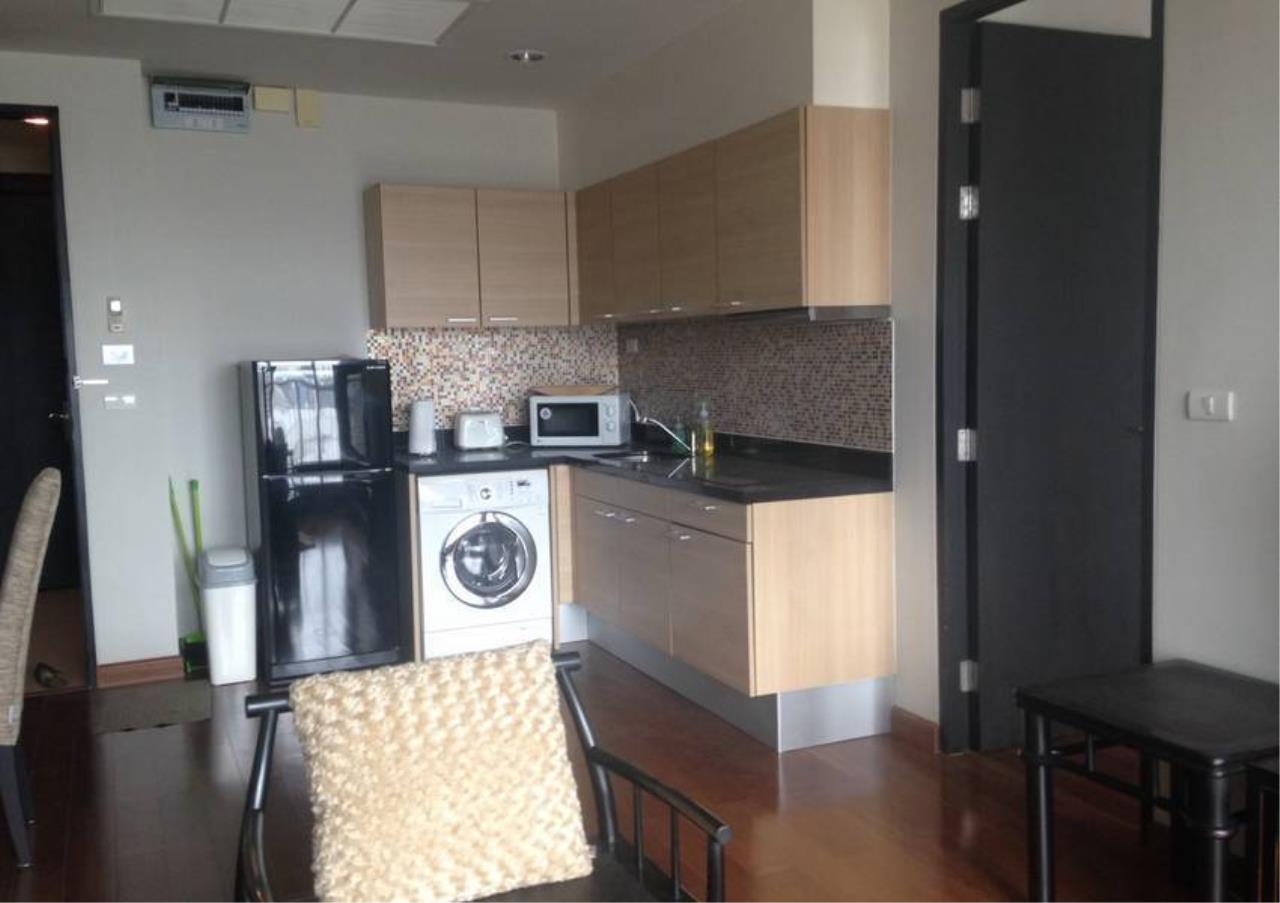 Bangkok Residential Agency's 1 Bed Condo For Rent in Chidlom BR2523CD 4