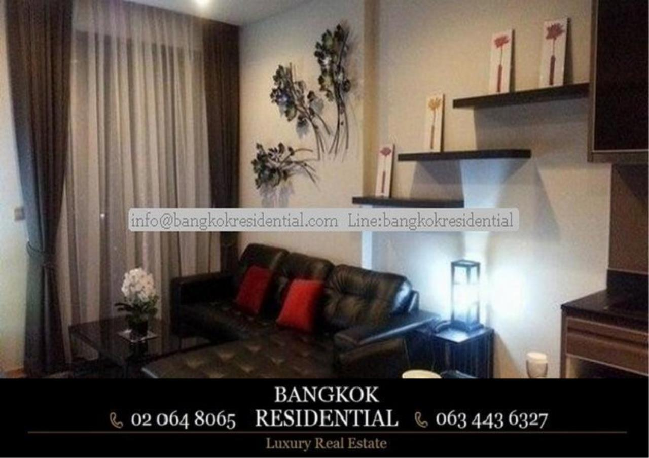 Bangkok Residential Agency's 1 Bed Condo For Rent in Thonglor BR2536CD 1