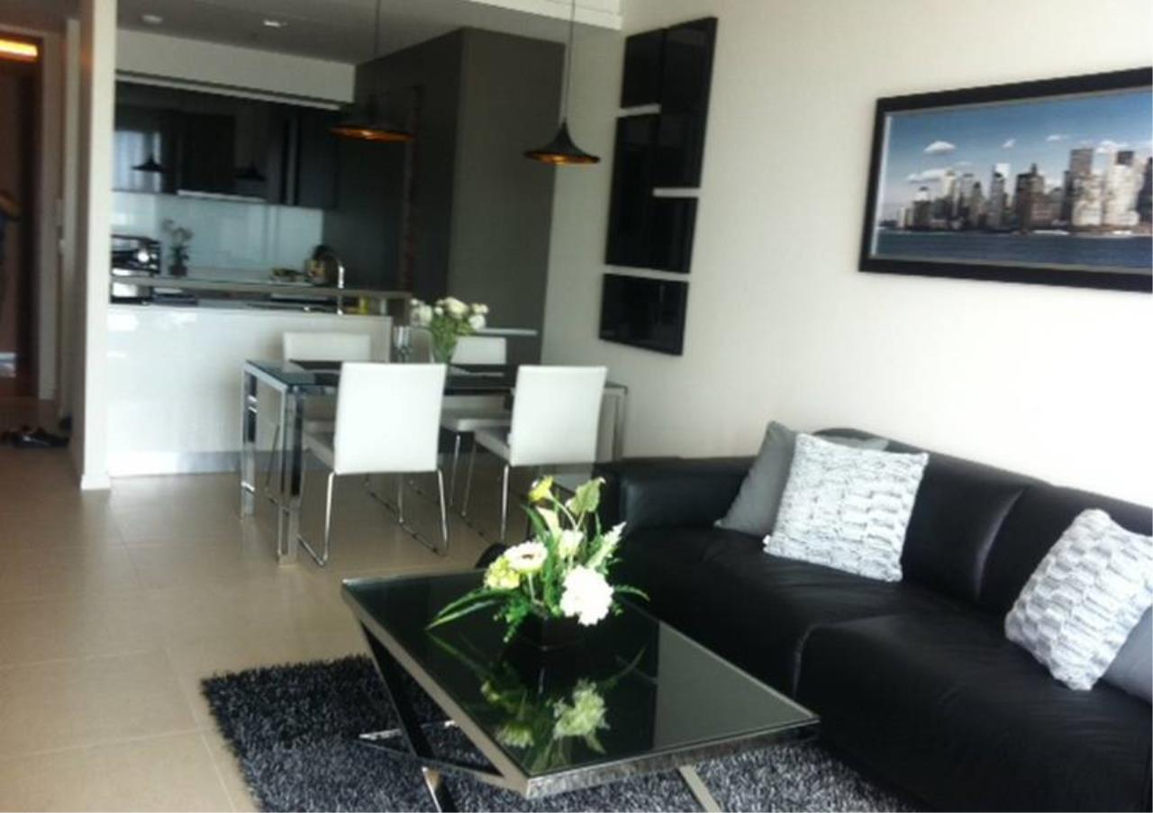 Bangkok Residential Agency's 1 Bed Condo For Sale Near Riverside BR2549CD 1