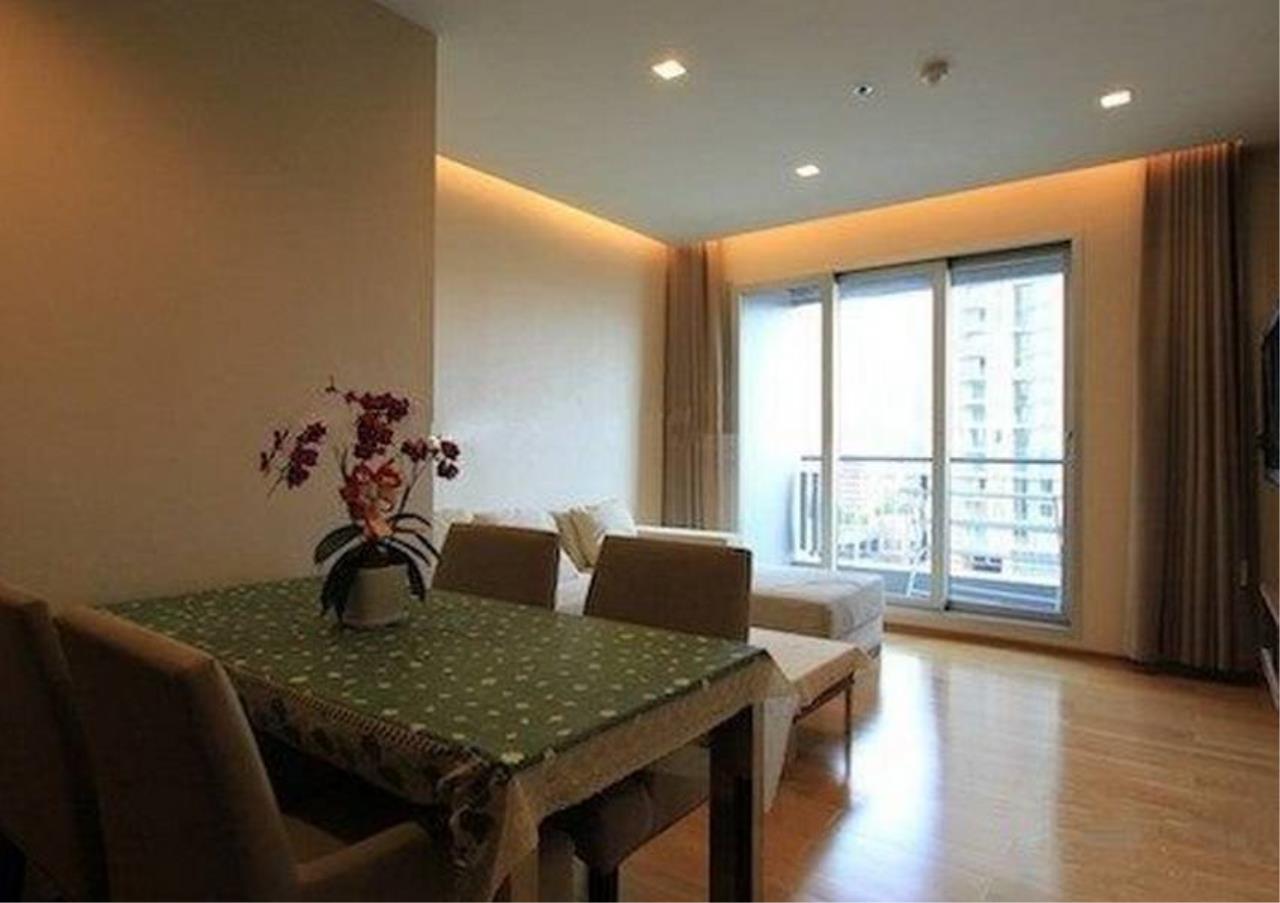 Bangkok Residential Agency's 2 Bed Condo For Rent in Phetchaburi BR2558CD 1