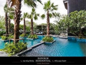Bangkok Residential Agency's 2 Bed Condo For Rent in Phetchaburi BR2569CD 11