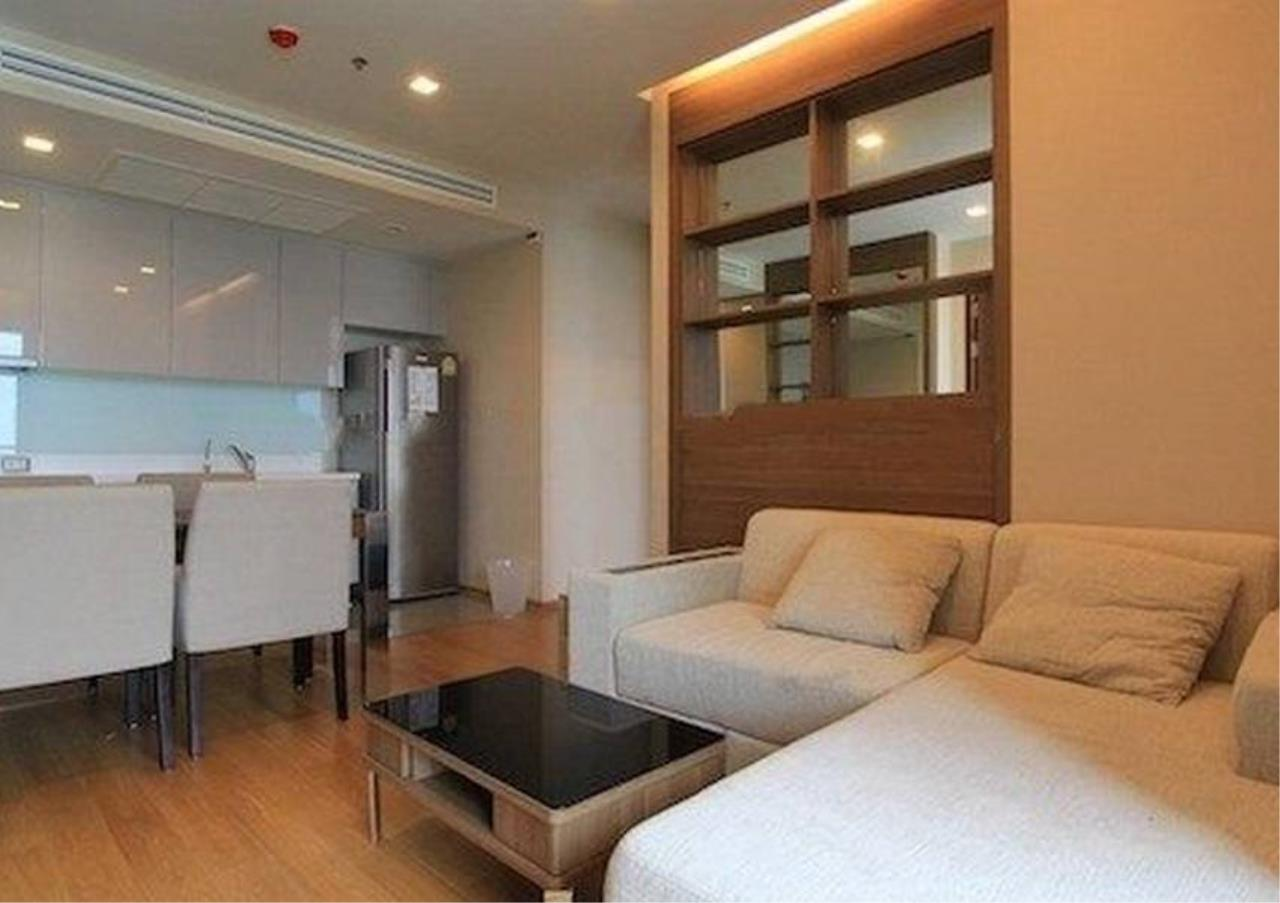 Bangkok Residential Agency's 2 Bed Condo For Rent in Asoke BR2583CD 2