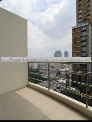 Bangkok Residential Agency's 2 Bed Condo For Rent in Ratchadamri BR2585CD 24