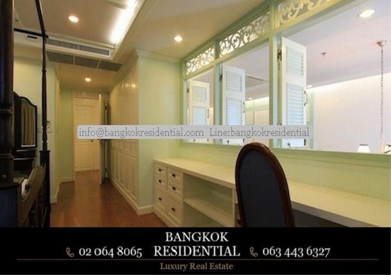 Bangkok Residential Agency's 2 Bed Condo For Rent in Ratchadamri BR2585CD 17