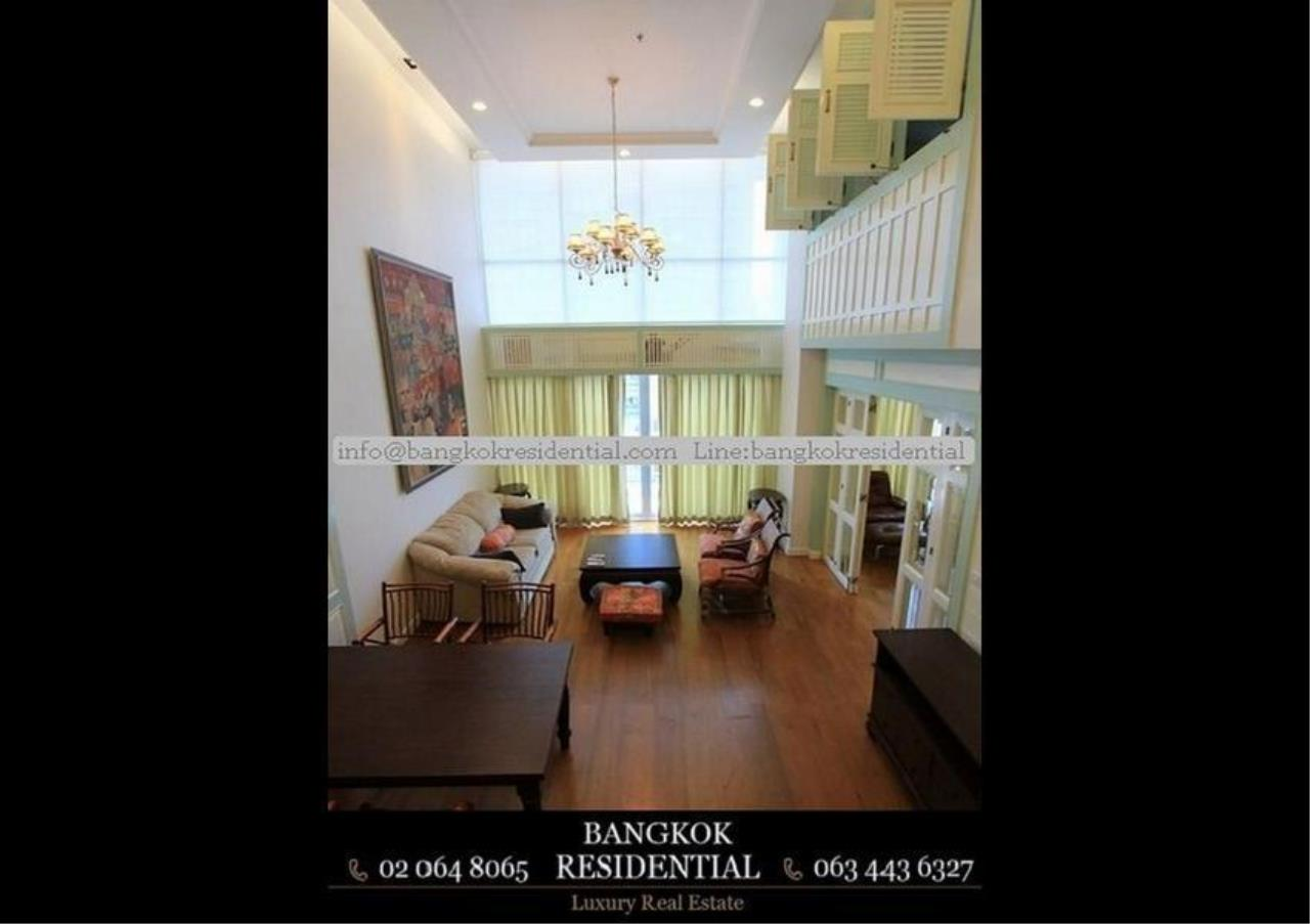 Bangkok Residential Agency's 2 Bed Condo For Rent in Ratchadamri BR2585CD 20