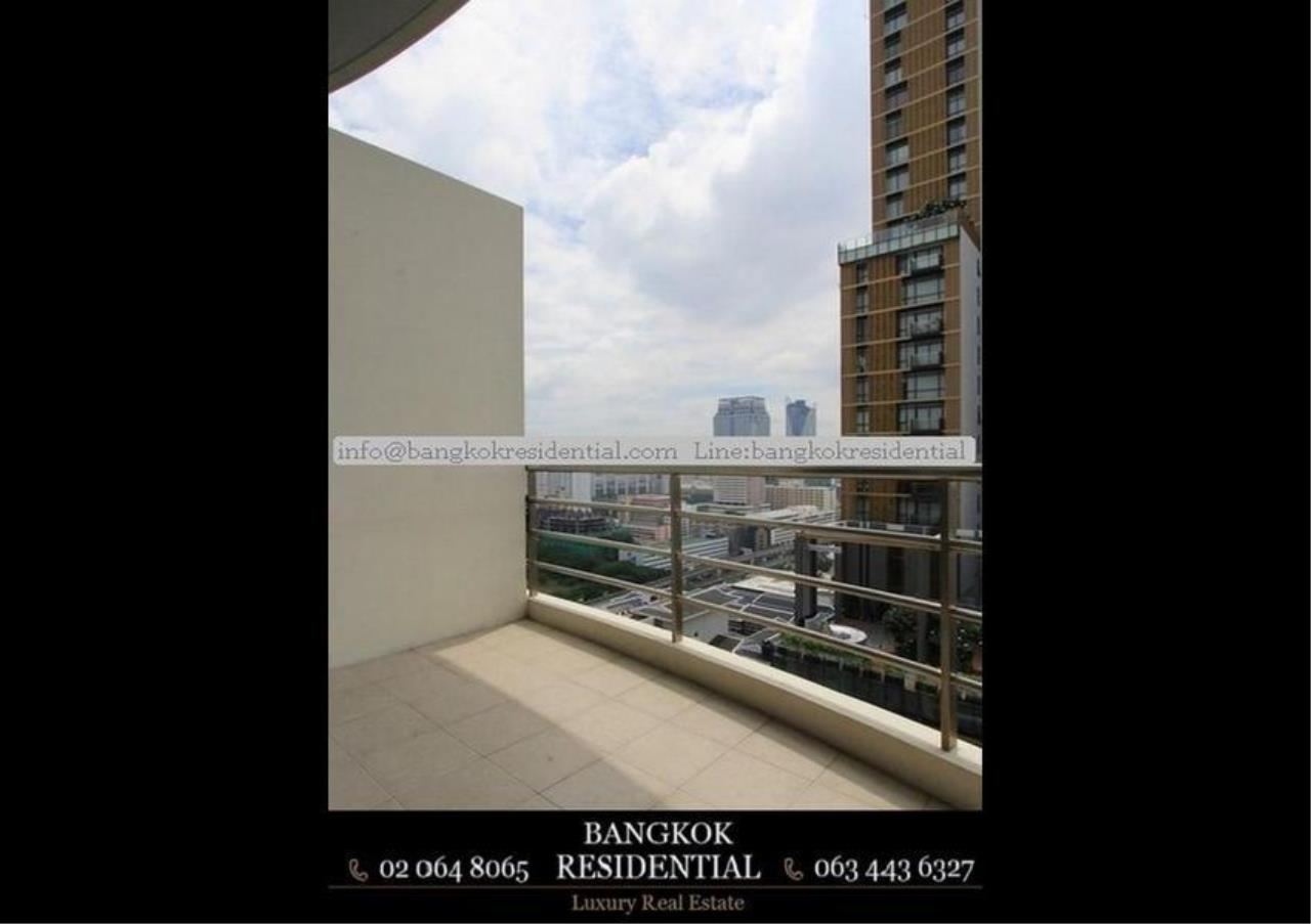 Bangkok Residential Agency's 2 Bed Condo For Rent in Ratchadamri BR2585CD 21