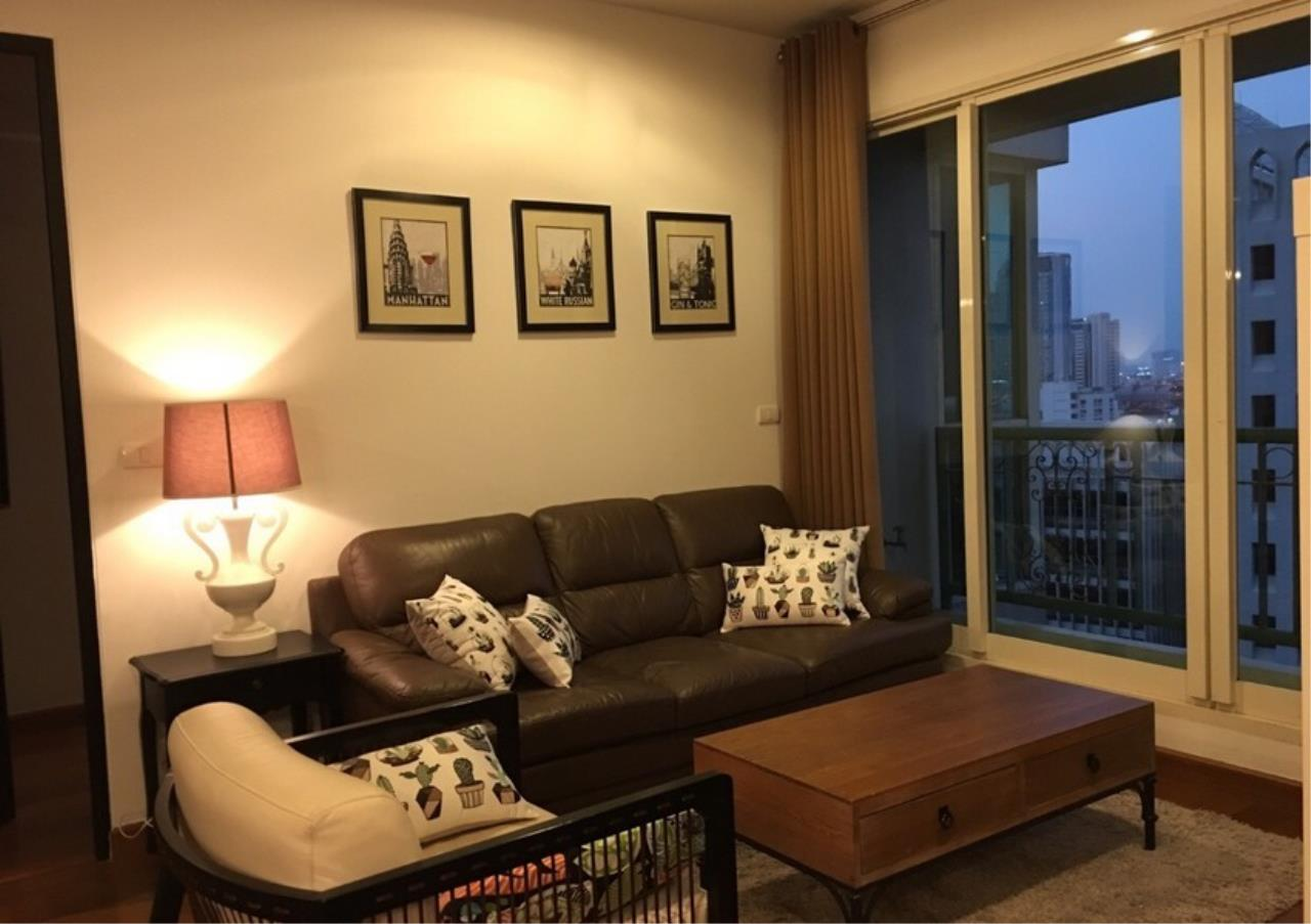 Bangkok Residential Agency's 2 Bed Condo For Rent in Chidlom BR2588CD 1