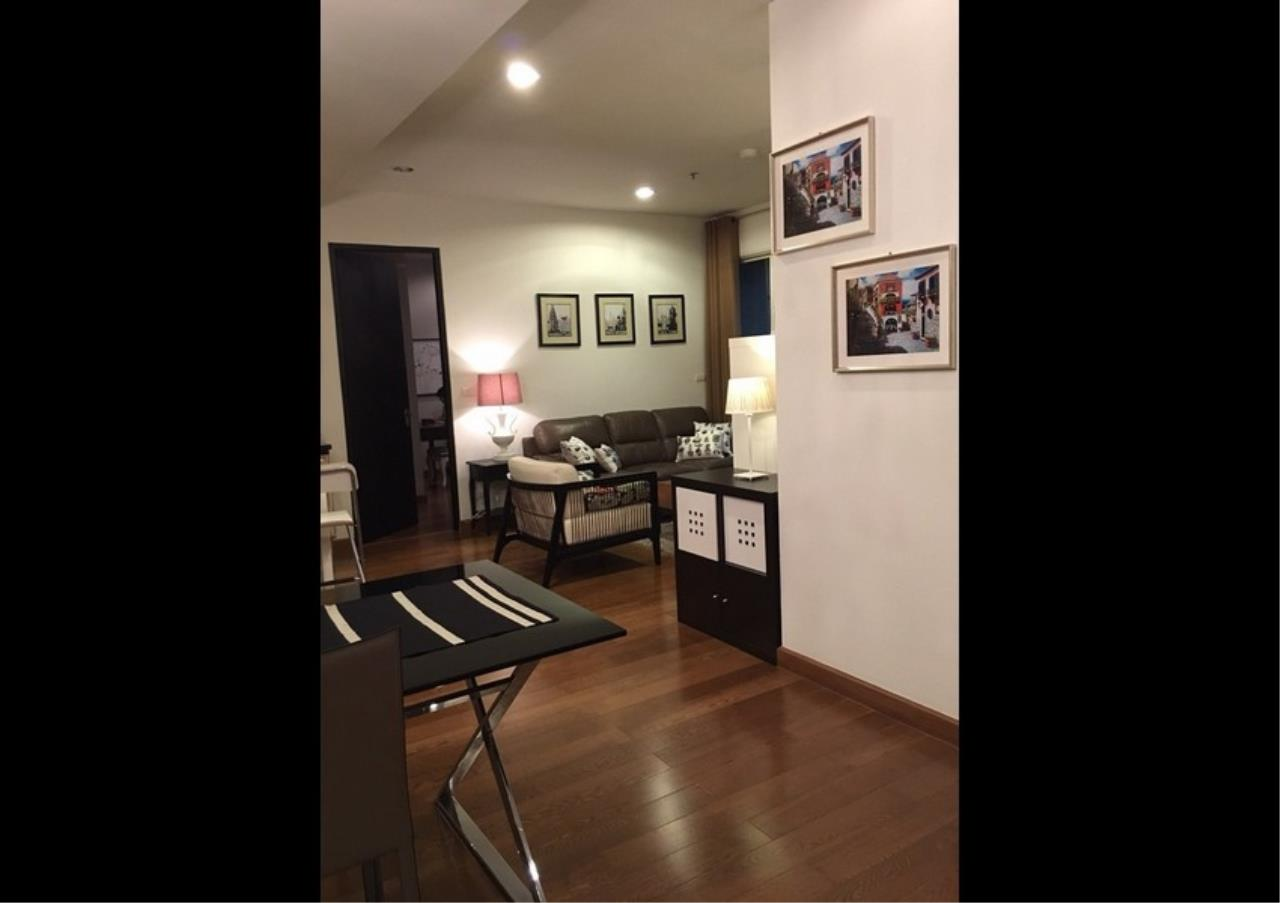 Bangkok Residential Agency's 2 Bed Condo For Rent in Chidlom BR2588CD 2