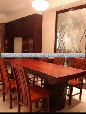 Bangkok Residential Agency's 1 Bed Condo For Rent in Ratchadamri BR2600CD 13