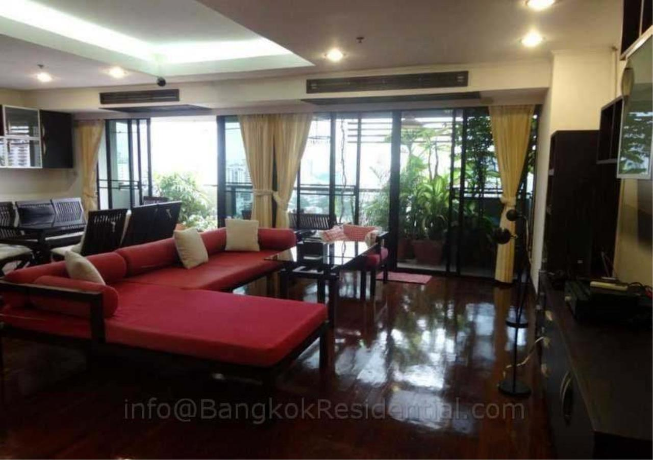 Bangkok Residential Agency's 2 Bed Duplex Condo For Rent in Phrom Phong BR2630CD 2