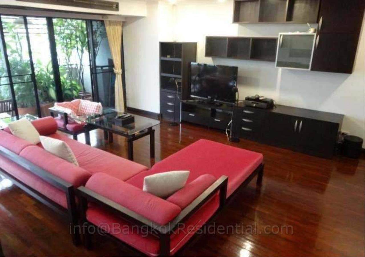 Bangkok Residential Agency's 2 Bed Duplex Condo For Rent in Phrom Phong BR2630CD 3