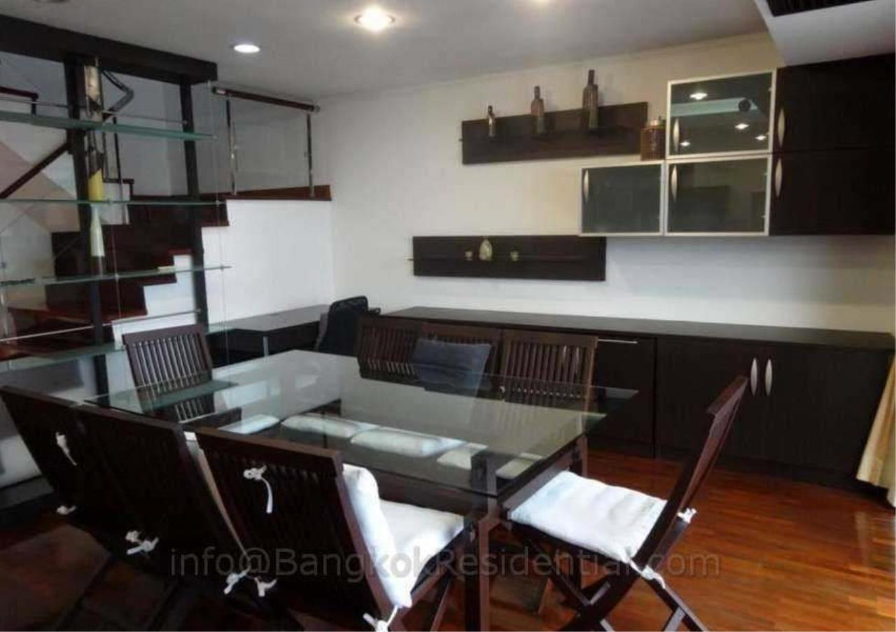 Bangkok Residential Agency's 2 Bed Duplex Condo For Rent in Phrom Phong BR2630CD 7