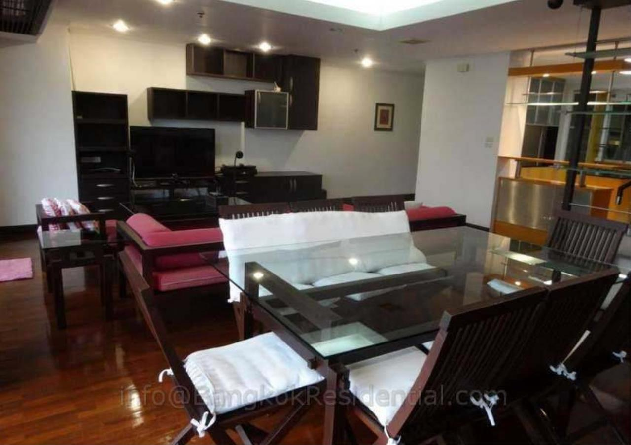 Bangkok Residential Agency's 2 Bed Duplex Condo For Rent in Phrom Phong BR2630CD 4