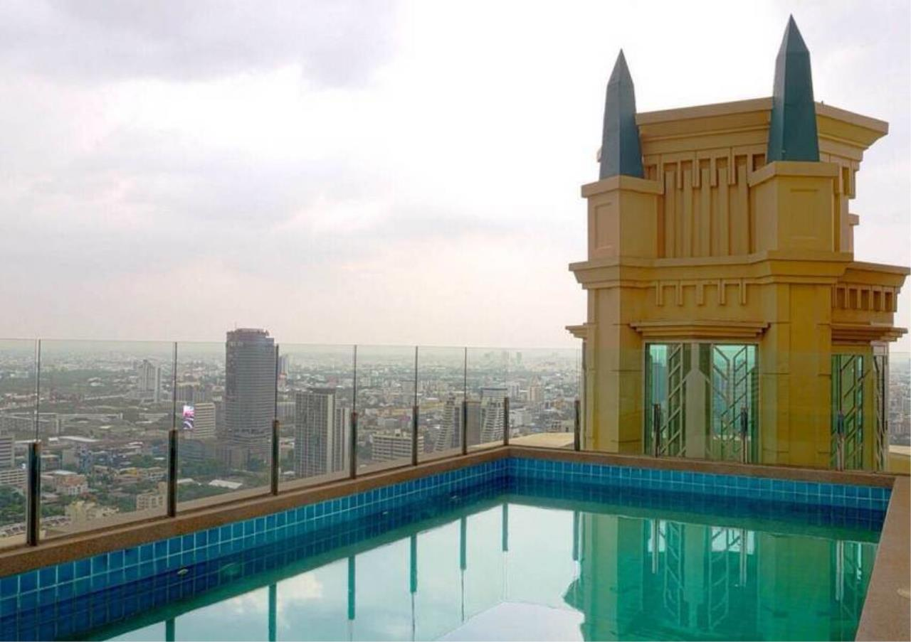 Bangkok Residential Agency's 3 Bed Condo For Rent in Asoke BR2633CD 3