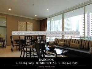 Bangkok Residential Agency's 3 Bed Condo For Rent in Asoke BR2633CD 38