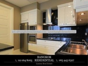 Bangkok Residential Agency's 3 Bed Condo For Rent in Asoke BR2633CD 36