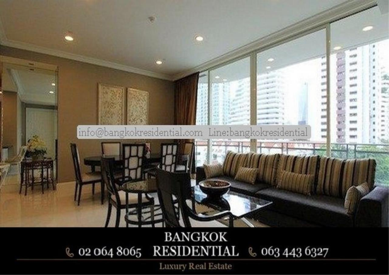 Bangkok Residential Agency's 3 Bed Condo For Rent in Asoke BR2633CD 11