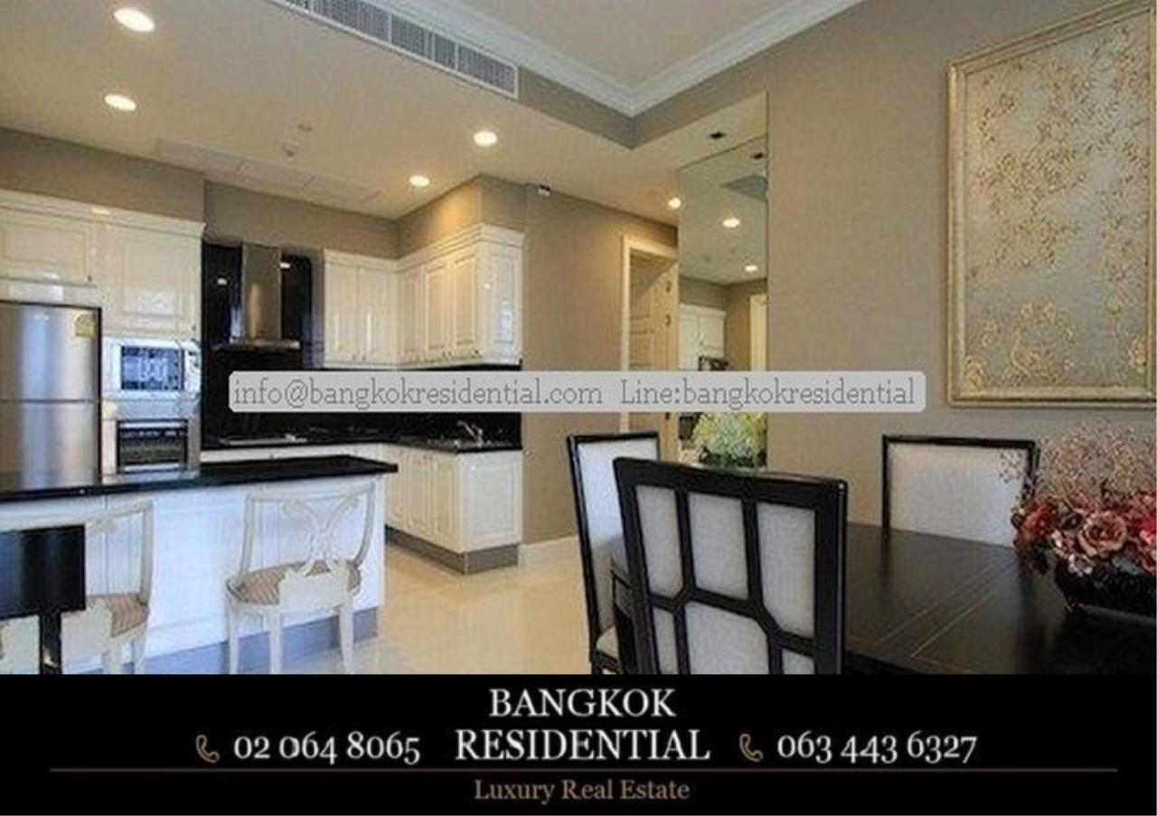 Bangkok Residential Agency's 3 Bed Condo For Rent in Asoke BR2633CD 12