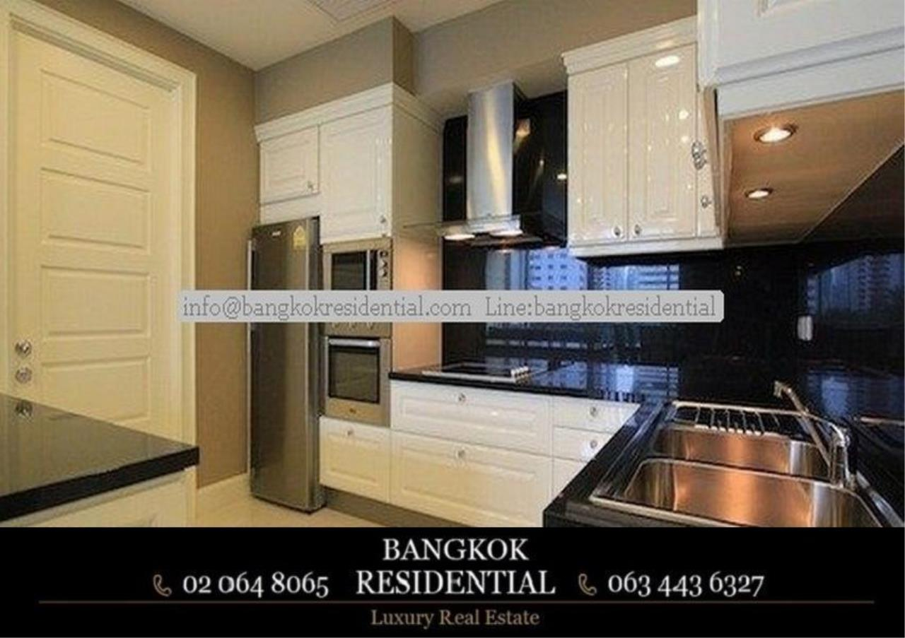 Bangkok Residential Agency's 3 Bed Condo For Rent in Asoke BR2633CD 13