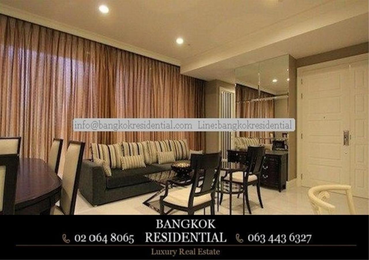 Bangkok Residential Agency's 3 Bed Condo For Rent in Asoke BR2633CD 14
