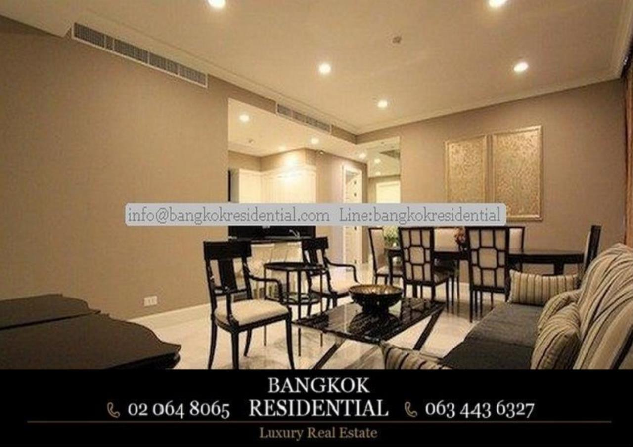 Bangkok Residential Agency's 3 Bed Condo For Rent in Asoke BR2633CD 22