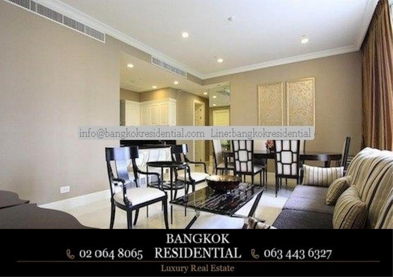 Bangkok Residential Agency's 3 Bed Condo For Rent in Asoke BR2633CD 24