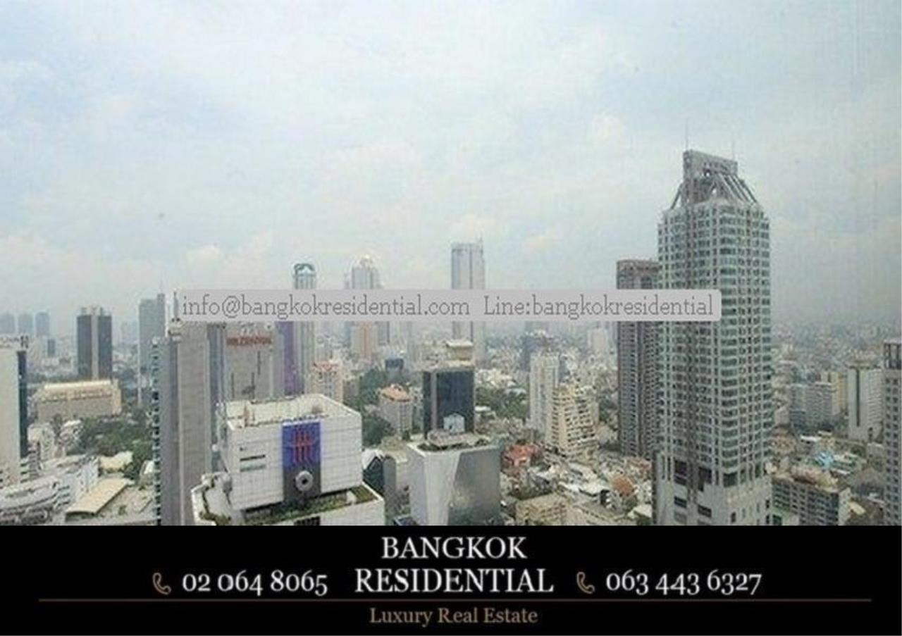 Bangkok Residential Agency's 2 Bed Condo For Rent in Sathorn BR2639CD 15