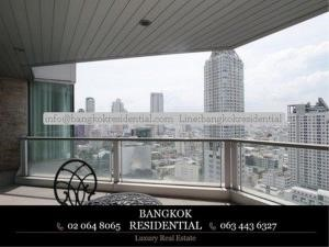 Bangkok Residential Agency's 2 Bed Condo For Rent in Sathorn BR2664CD 19