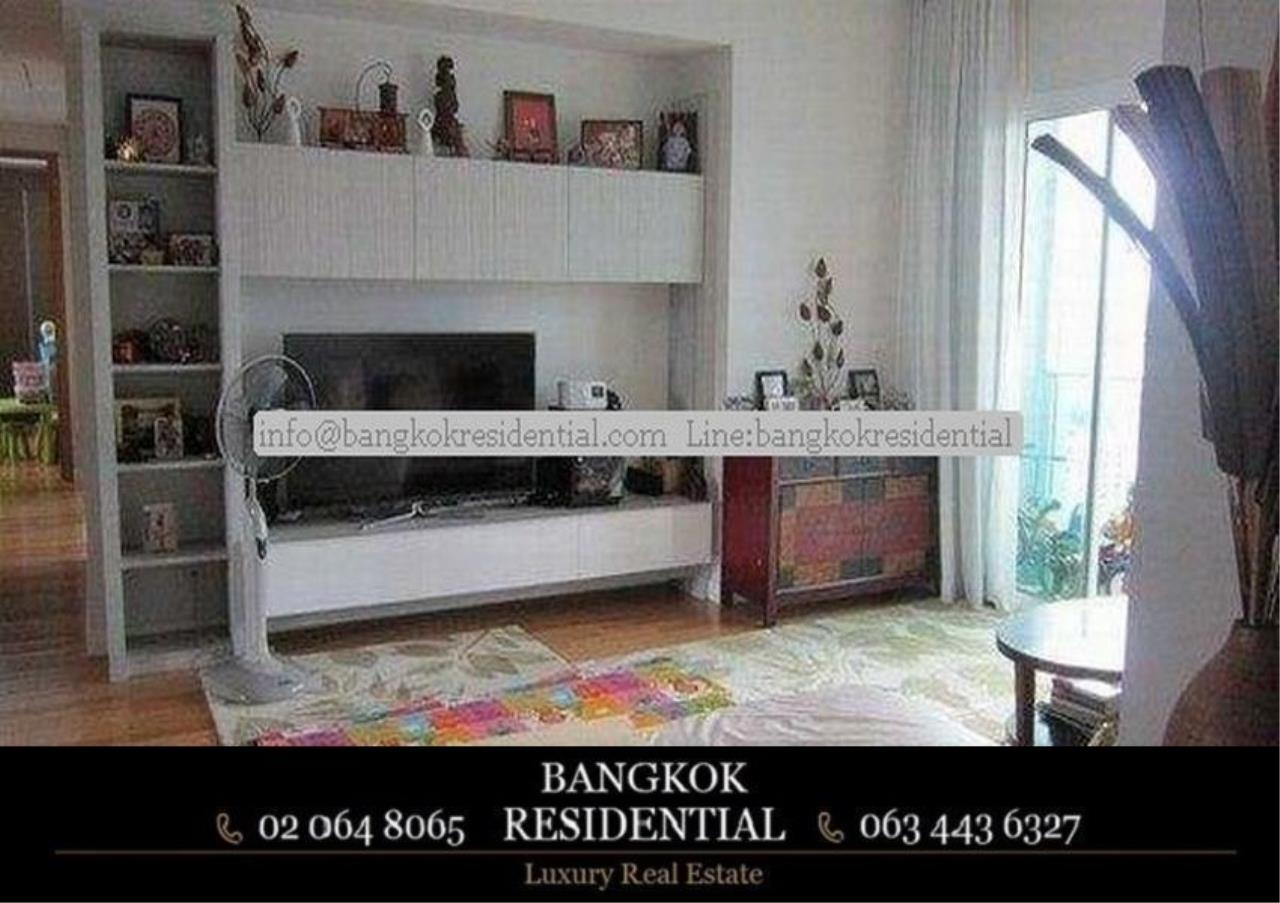 Bangkok Residential Agency's 3 Bed Condo For Rent in Asoke BR2692CD 1