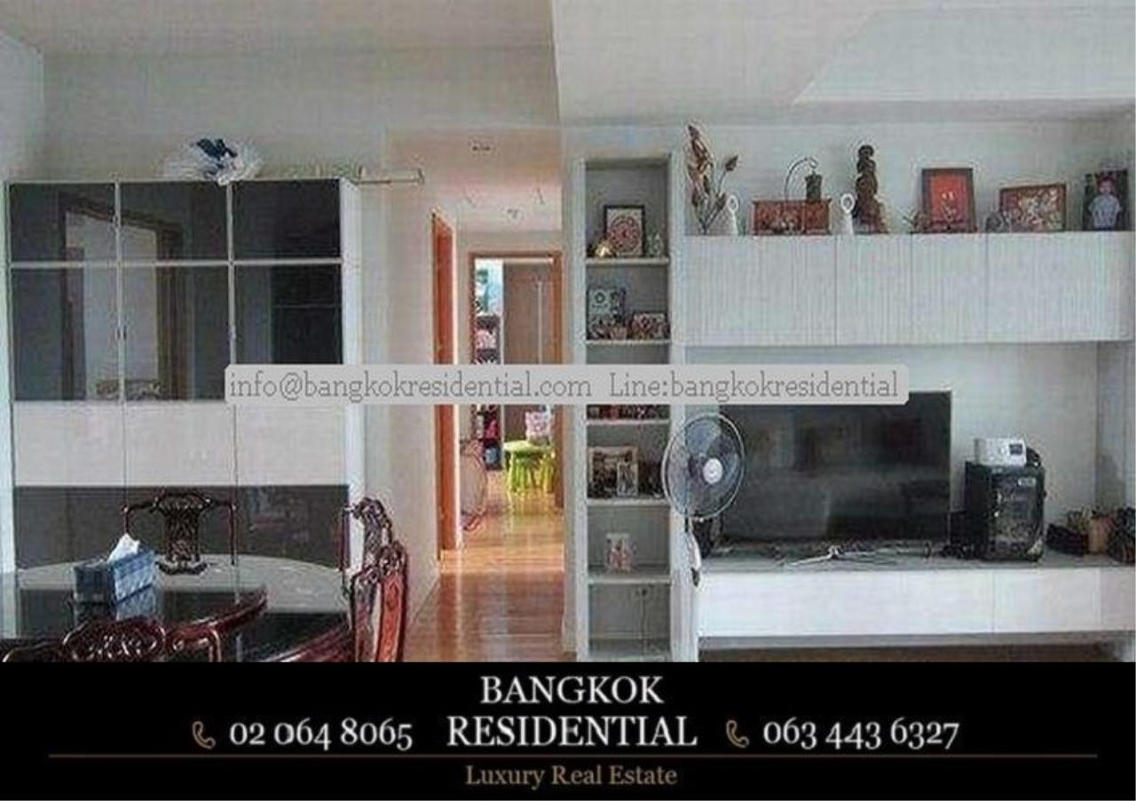 Bangkok Residential Agency's 3 Bed Condo For Rent in Asoke BR2692CD 2