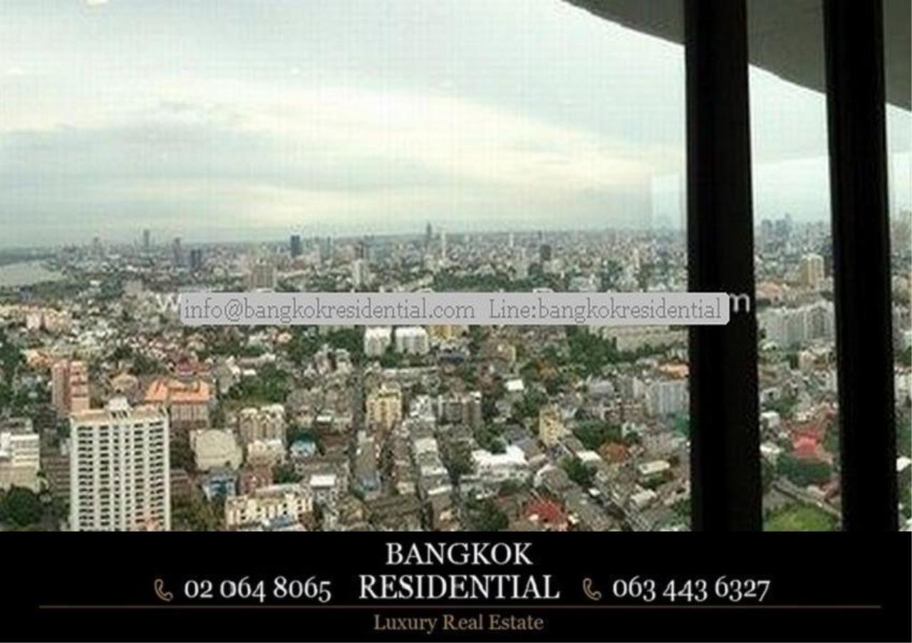 Bangkok Residential Agency's 3 Bed Condo For Rent in Sathorn BR2714CD 5